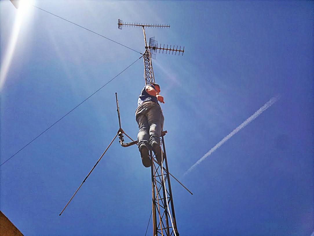 Antenas sat Mallorca